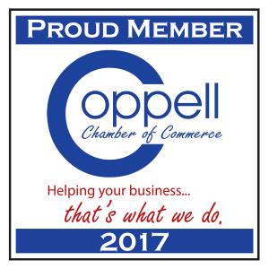 Chamber Member Sticker 2017